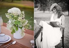 Photography: Jeremy Harwell// Flowers: Amy Osaba//Published: Atlanta Weddings
