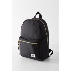 Herschel Supply Co. Grove Mini Backpack (1.248.445 VND) ❤ liked on Polyvore featuring bags, backpacks, mini rucksack, mini zip bags, day pack backpack, mini zip backpack and mini bag