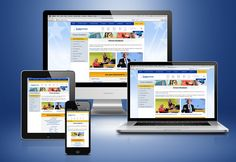 We make websites optimized for every screen. The content will load quickly on any device. Contact us and get your brilliant website http://www.intelex.ca/in_1372