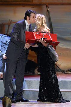 Molinari consegna premio alla Autieri - ©Maria Laura Antonelli_agf