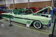 https://flic.kr/p/FFgLGF | 1958 Pontiac Bonneville | Northwest Rodarama