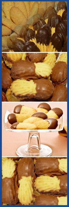 Después de probar estas galletas Lenguas de Gato, ya no volveremos a comprar a la panadería. ¡La familia entera le gusta mucho!  #galletas #lenguasdegato #panaderia #masa #tips #cake #pan #panfrances #panettone #panes #pantone #pan #recetas #recipe #casero #torta #tartas #pastel #nestlecocina #bizcocho #bizcochuelo #tasty #cocina #chocolate   Si te gusta dinos HOLA y dale a Me Gusta MIREN...