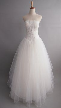 Bianca Corset Gown | By Kleid Gown & Co. Wedding Dress $238