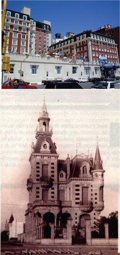 Fotos Viejas de Mar del Plata: AYER Y HOY DE MAR DEL PLATA