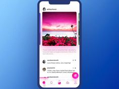 Comment Section Interaction. Fame Lab by Yaroslav Zubko