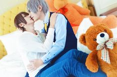 GoBoiano - 25 BL Cosplays That Will Make All Your Fujoshi Fantasies Come True