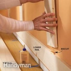 Best step by step board and batten.