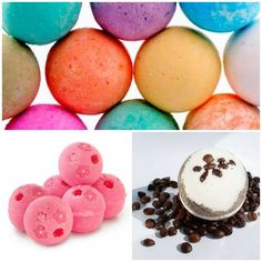 How to make fizzy bath bombs to instructions
