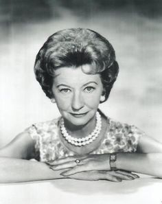 "Irene Ryan, She was great as Grannie on, ""The Beverly Hillbillies"""