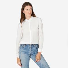 1c0403c25d3 The Slim Silk Shirt - Everlane Fashion Capsule