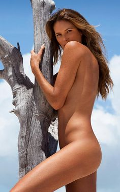 Elle Macpherson naked at 50