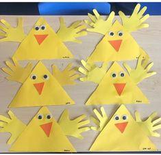 triangle chick craft