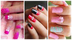 disenos-de-unas-para-quinceaneras Nail Polish, Nail Art, Nails, How To Make, Veronica, Mary, Shopping, Templates, White Nail Designs