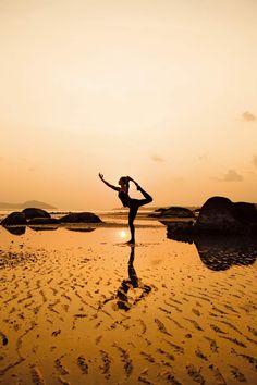 Un taller retiro de yoga