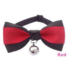 Various Styles Colour Braid Pet #Bowtie #Necktie #Collar