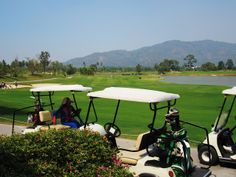 KUUNSÄTEESSÄ: Pleasant Valley Golf & Country Club, Thaimaa
