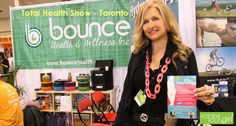 FOODIE FOOD girl at the Toronto Total Health Show What a Great turnout at the Annual Total Health Show in Toronto this year! Mary Taylor and I had a booth with Bounce Health & Wellness and Edge on the other side of us. Organic Recipes, Raw Food Recipes, Things That Bounce, Health And Wellness, Food Events, Healthy, Health Fitness, Health