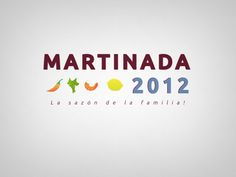 Logo design for a gastronomic event