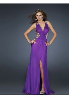Sheath/Column V-neck Sleeveless Sweep/Brush Train Chiffon Evening Dress #USAZT857 - See more at: http://www.beckydress.com/prom-dresses/2014-prom-season.html?p=10#sthash.PHH0Zyx4.dpuf