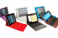 A $3 Everybody Buys Coupon will get you 80% OFF an iPad 2 and 3 Case with Bluetooth Keyboard Shipping and Taxes Included (Value $99) SOLD OUT - MORE ADDED