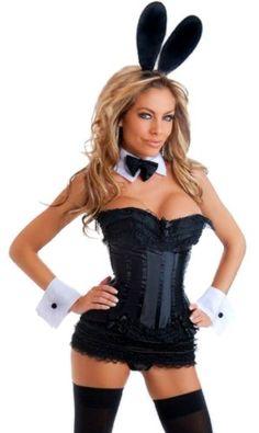e4c925673eb8c Daisy Corsets 6 PC Sexy Tuxedo Bunny Costume Daisy corsets,http   www