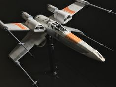 High Quality McQuarrie X Wing 1:24 Scale. Casting By FM Sci Fi Models