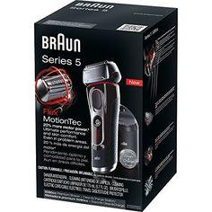 Braun Series 5 5090cc Electric Shaver - ReviewMyShaver.com -