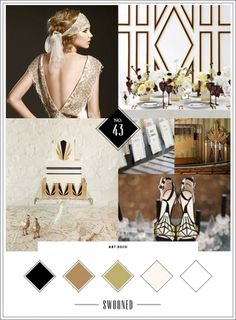 Swooned: Mood Boards