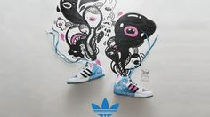 Chairman Ting Industries, Tom Pettapiece and Tangible Interaction are proud to present you Forces Of Nice, a nice art collaboration project with adidas Originals.   We are super stoked on this collaborative art show with adidas where we will showcase the art of Chairman Ting, the music of Tom Pettapiece and the interactive experience of Tangible Interaction.   Special shout out to Jason Perdue for coming up with the brilliant name and giving us the right to use it.