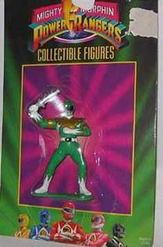 Action Figure Boxes - Power Rangers