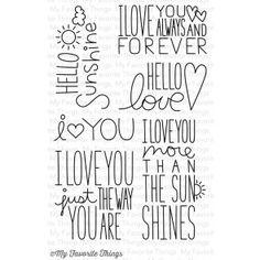 @mftstamps MSTN I Love You More