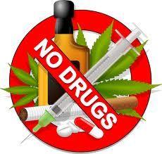 De foto zegt goed dat drugs slecht is en je er voorzichtig mee om moet gaan ik ben geen voorstander van drugs maar het blijven mensen hun eigen keus