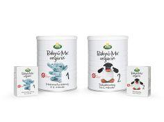 Arla Baby Organic baby milk.