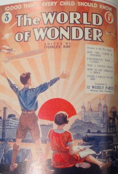 Sci Fi Fantasy, Book Illustration, Children, World, How To Make, Movie Posters, 1930s, Objects, Cosmetics