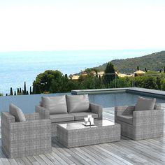 55 best Salons de Jardin images on Pinterest | Gardens, Garden table ...