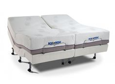 Bob With O Pedic Dual King Set Adjule Beds Mattresses