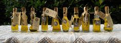 Perfect Italian theme wedding favors from A&A Alta Cucina Italia