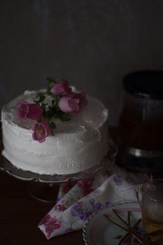 Çilekli Fısttıklı Pasta - Strawberry Pistachio Cake