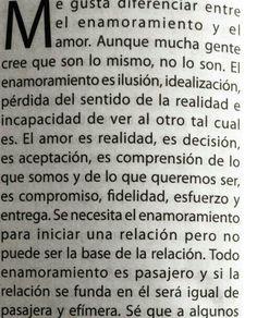 El amor es realidad...