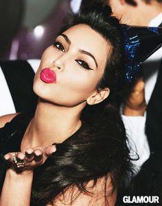 Kisses to everyone who loves Kardashian Glow!