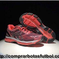 cf839deaf13 Oferta Zapatillas Running Asics Gel Nimbus 19 Mujer Naranja Negro