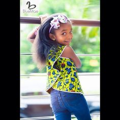 Best Ankara Styles For Kids Ankara Styles For Kids, African Dresses For Kids, African Babies, African Children, African Girl, African Women, African Style, African Inspired Fashion, African Print Fashion