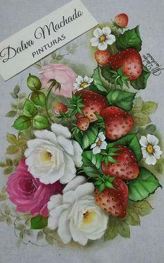 A imagem pode conter: flor e texto
