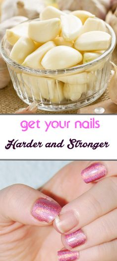 How to Strengthen your Nails | Nail care, Natural nails and Manicure