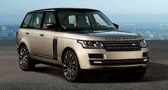 Land Rover has just revealed the slightly updated 2014 Range Rover and 2014 Range Rover Sport models. Range Rovers, Range Rover Evoque, Land Rover 2014, Range Rover Sport 2014, The New Range Rover, Range Rover Black, Ranger, Diesel, Tata Motors