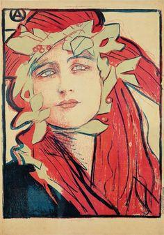 Vintage et cancrelats: octobre 2012 / Teodor Axentowicz (1859 - 1938)