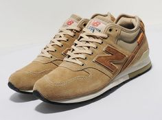 "New Balance 996 Mid ""Revlite"" - Tan"
