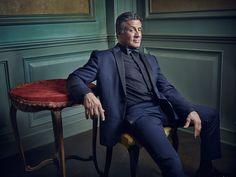 Sylvester Stallone | Mark Seliger's Vanity Fair Oscar Party Portrait Studio