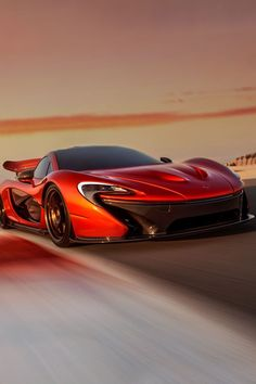 My midlife cris car, Red Hot Sex Pot♡♡♡McLaren P1 | Best Looking Cars Of 2014