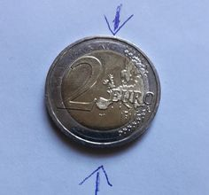 Die 44 Besten Bilder Von Münzen Euro Fehlprägung Verprägung